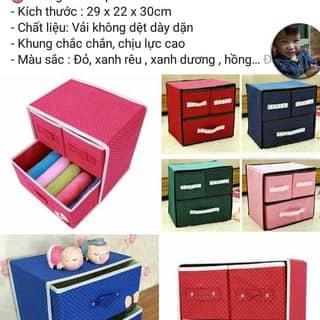 Tủ đựng đồ bằng vải của tathang4 tại Bắc Ninh - 1443767