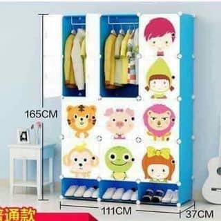 Tủ nhựa ghép 12 ô của dinhtumai tại 12 Điện Biên, Thành Phố Sơn La, Sơn La - 1526288