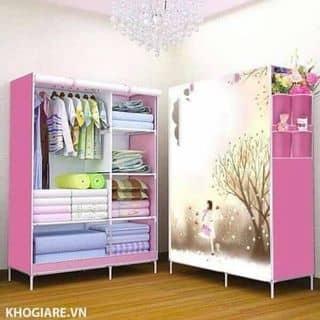 Tủ vải 3D 2 buồng 8 ngăn của yenle120 tại Phú Yên - 3203106