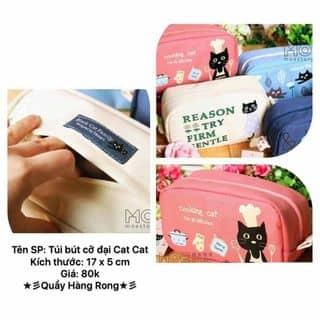 Túi bút Cat Cat của quayhangrong tại Đồng Nai - 1465695