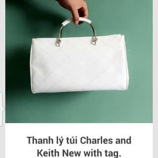 Túi Charles and Keith new full túi vải túi giấy của thuythanh.tran tại Hồ Chí Minh - 1507350