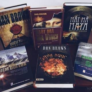 Tuyển tập Dan Brown của nhasach69books tại Hồ Chí Minh - 3421002
