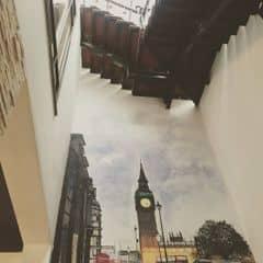 Urban wall của Hằgg Hằgg tại Urban Station Coffee Takeaway - Phạm Ngọc Thạch - 406020