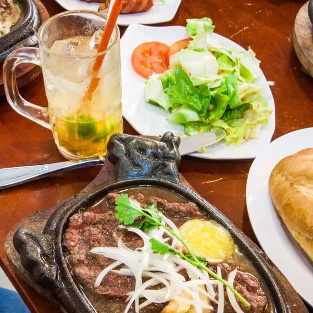 Ushi only của Đài Bùi tại Bò né xíu mại Hi Ushi - Nguyễn Trãi  - 97566