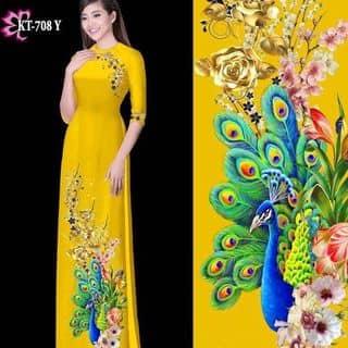 Vải áo dài in 3D của thudinh168 tại Trà Vinh - 3750730
