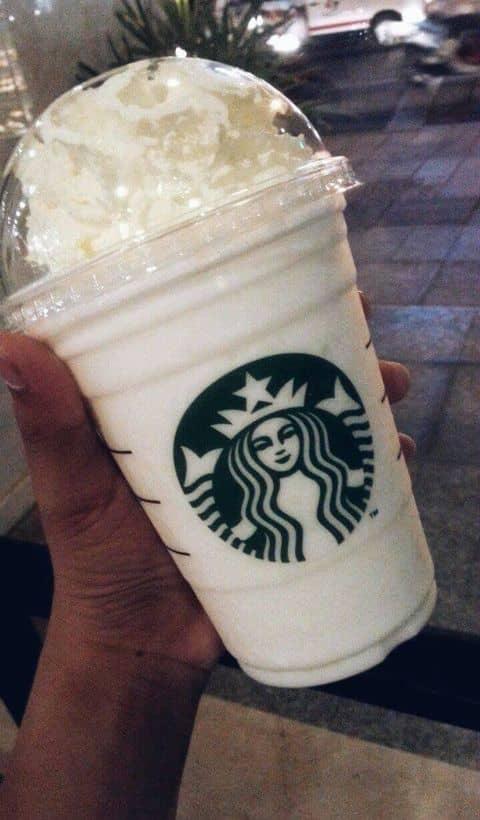 Vanilla cream frappuccino - 2621578 maxgama0123 - Starbucks Coffee - Rex Hotel - 141 Nguyễn Huệ, Bến Nghé, Quận 1, Hồ Chí Minh