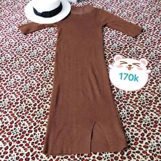 Váy len nâu của thuynhim95 tại Lạng Sơn - 1434713