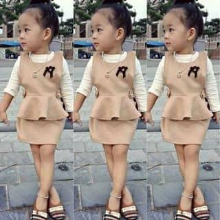 Váy thu đông  bé gái của trangtrinh32 tại Hà Tĩnh - 1513993