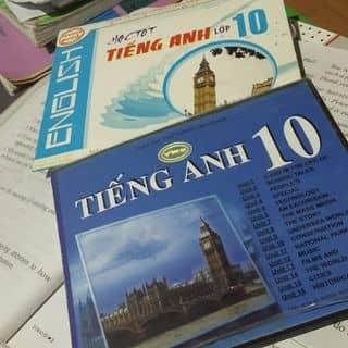 VCD học Tiếng Anh 10 của caothuyduyen tại Bình Định - 1058782
