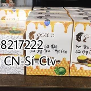 Viên nghệ sữa ong chúa của nguyenphung04 tại Sóc Trăng - 3831909