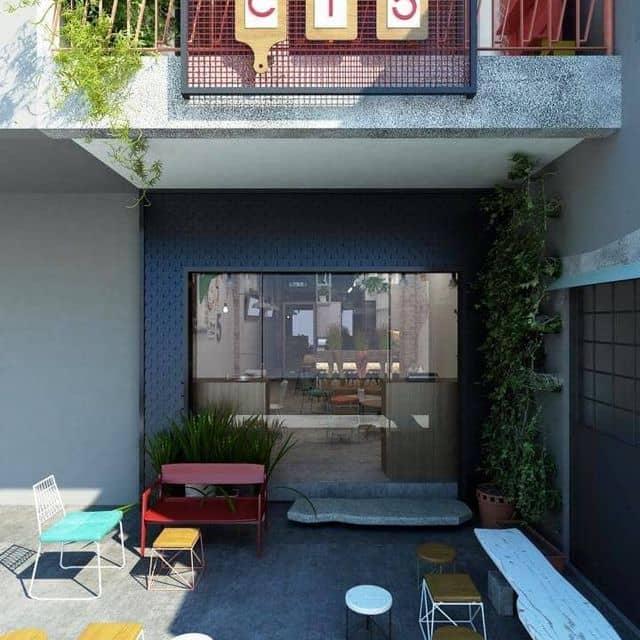 CI5 Coffee & Tea House - Lê Văn Sỹ - 243 Lê Văn Sỹ, phường 14, Quận 3, Hồ Chí Minh