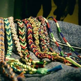 Vòng tay handmade tại thái lan giá 20k-40k của tranbaonhatqt93 tại 155/2 Ba Cu, Phường 1, Thành Phố Vũng Tàu, Bà Rịa - Vũng Tàu - 328971