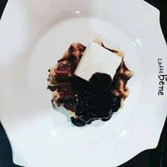 Waffle Blueberry của Uyên Minh tại Caffe Bene Vietnam - Đồng Khởi - 1180026