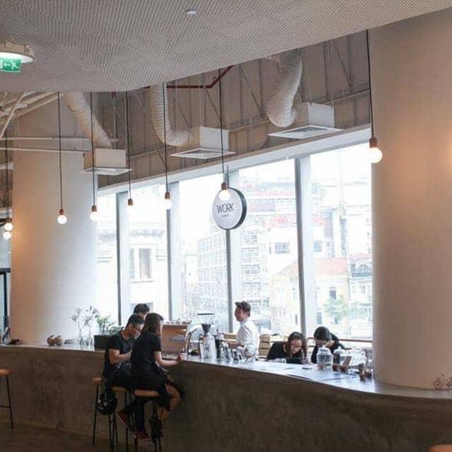 Work cafe  của Điền Hoàng tại Work Cafe - Bitexco Tower - 83895