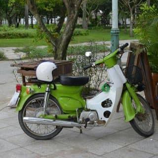 xe cub 81 - 50cc tôi đang sử dung của minhdoa tại Shop online, Quận Tân Phú, Hồ Chí Minh - 3710864