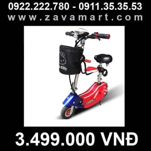 Xe điện mini E-Scooter gấp gọn giá rẻ tại TPHCM - 6455116 xedienmini - 79 đường số 23 P10 Q6 TPHCM - Hồ Chí Minh