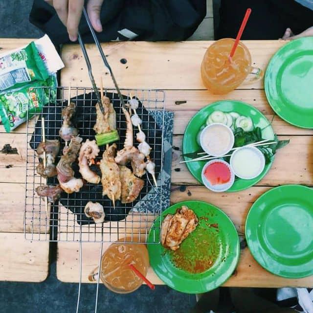 Xiên nướng của Thùy Troang tại Happy BBQ - Xiên Nướng Đồng Giá - 54197