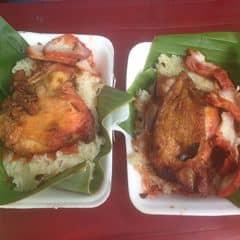 Xôi đùi gà xá xíu của Phạm QuỳnhMai tại Xôi gà chợ Bà Chiểu - 47708