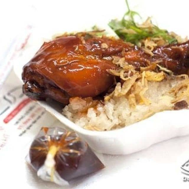 Xôi gà của Lê Vân tại Bánh Mì Tuấn Mập - Phan Xích Long - 190149