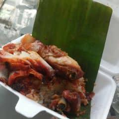 Xôi gà chợ Bà Chiểu - Quận Bình Thạnh - Quán ăn vỉa hè - lozi.vn