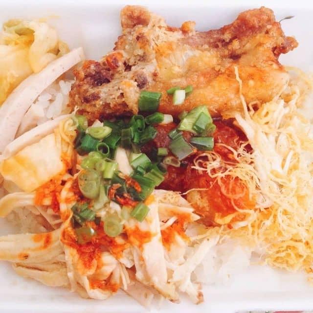 Xôi gà của Quỳnh Hương tại Xôi gà cô Ba - 36831