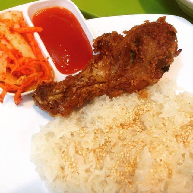 Xôi gà của Hà Nguyễn tại Thai Koh Koi - Lê Bình - 70512