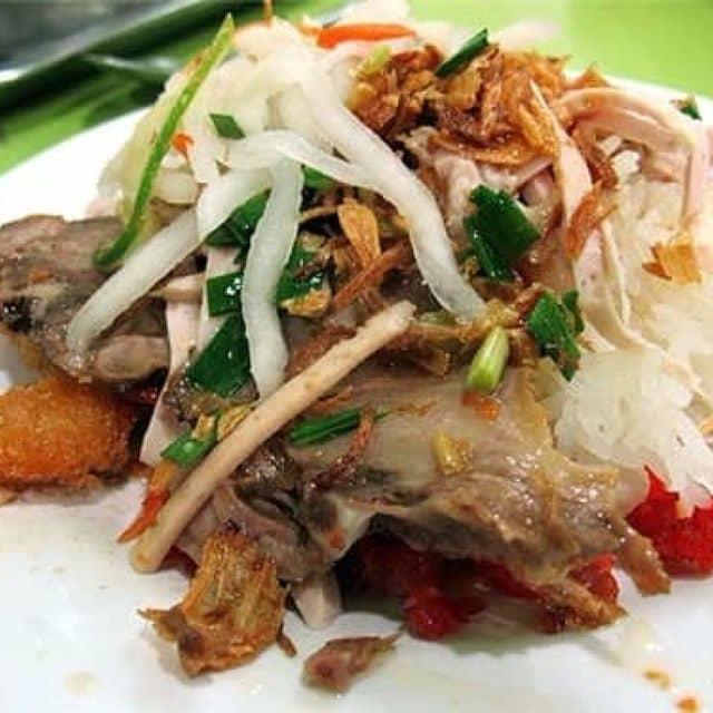 Xôi gà của Trung Nguyễn tại Xôi chè Bùi Thị Xuân - 83828
