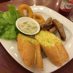 Xúc xích nướng của Rose Nguyễn tại Pepperonis Restaurant - Phan Đình Phùng - 62588