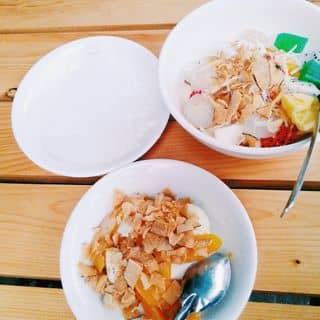 Yaourt dẻo đào and trái cây tô của zankute48 tại 5 Trần Phú, Phường 9, Thành Phố Tuy Hòa, Phú Yên - 590962